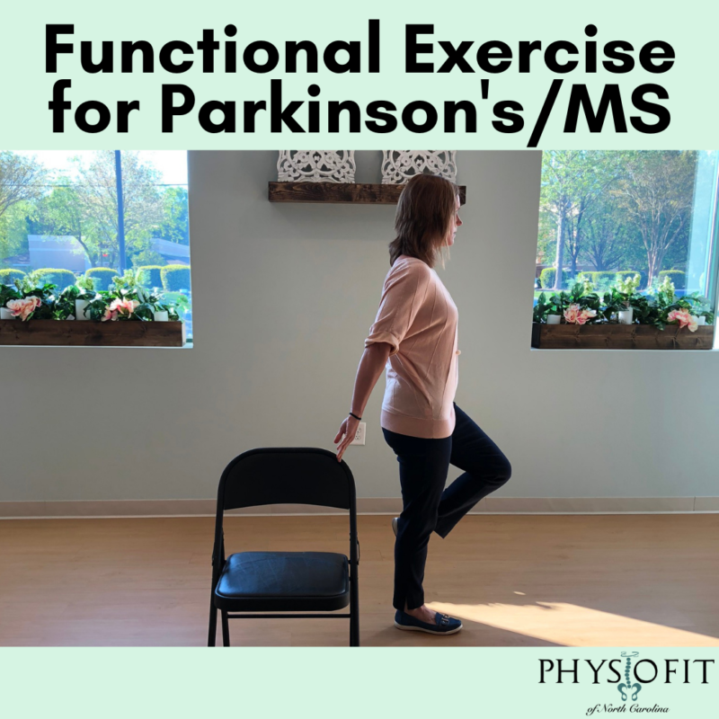 Functional Exercise for Parkinson's/MS