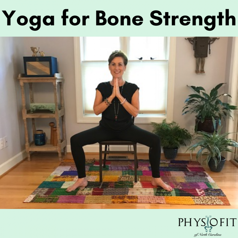 Yoga for Bone Strength
