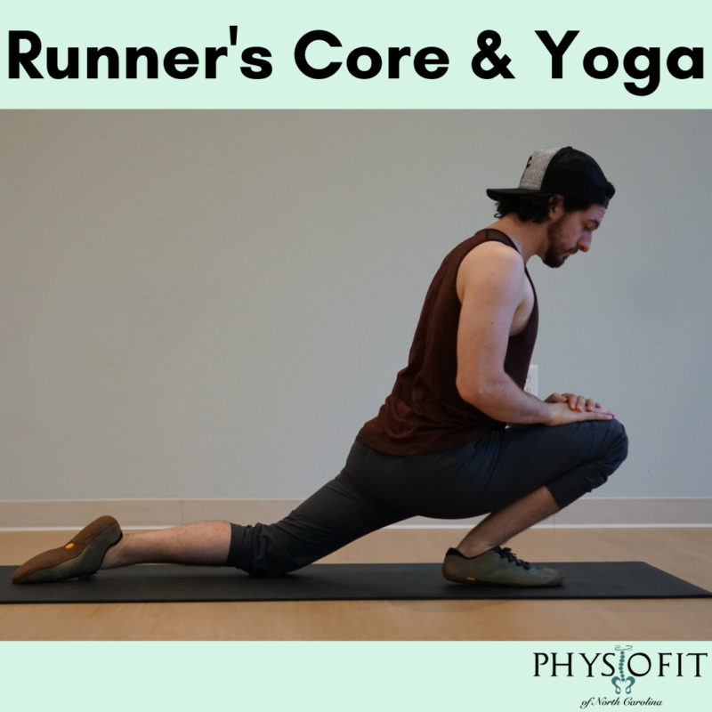 Runner's Core & Yoga